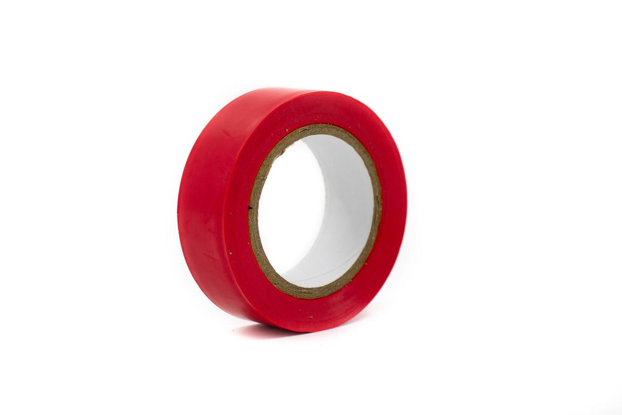 Изоляционная лента красная 19мм×10м
