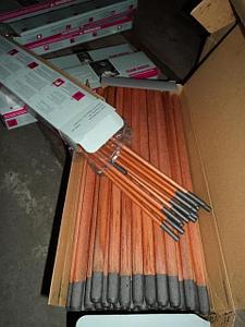 Угольные электроды для строжки металла