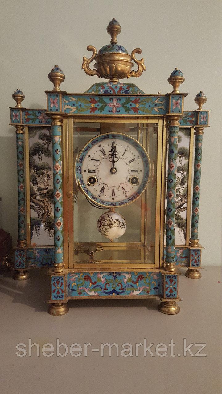 Часы антикварные - фото 1