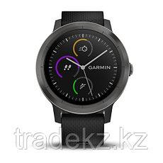Спортивные часы Garmin vívoactive 3, черные с черным ремешком (010-01769-12), фото 2