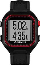 Спортивные часы Garmin Forerunner 25 Large Black & Red (010-01353-10), фото 2