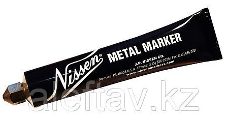 Металлический шариковый маркер ММТАМ, наконечник (Nissen), фото 2