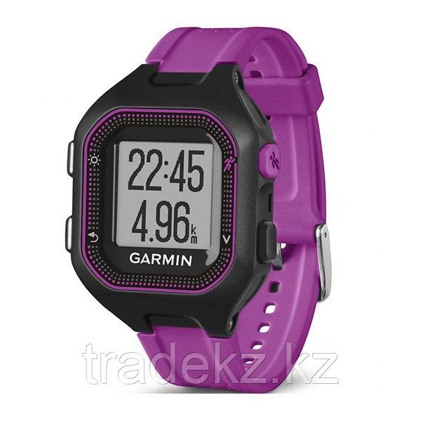 Спортивные часы Garmin Forerunner 25 Small Black & Purple (010-01353-30)