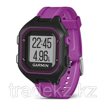 Спортивные часы Garmin Forerunner 25 Small Black & Purple (010-01353-30), фото 2