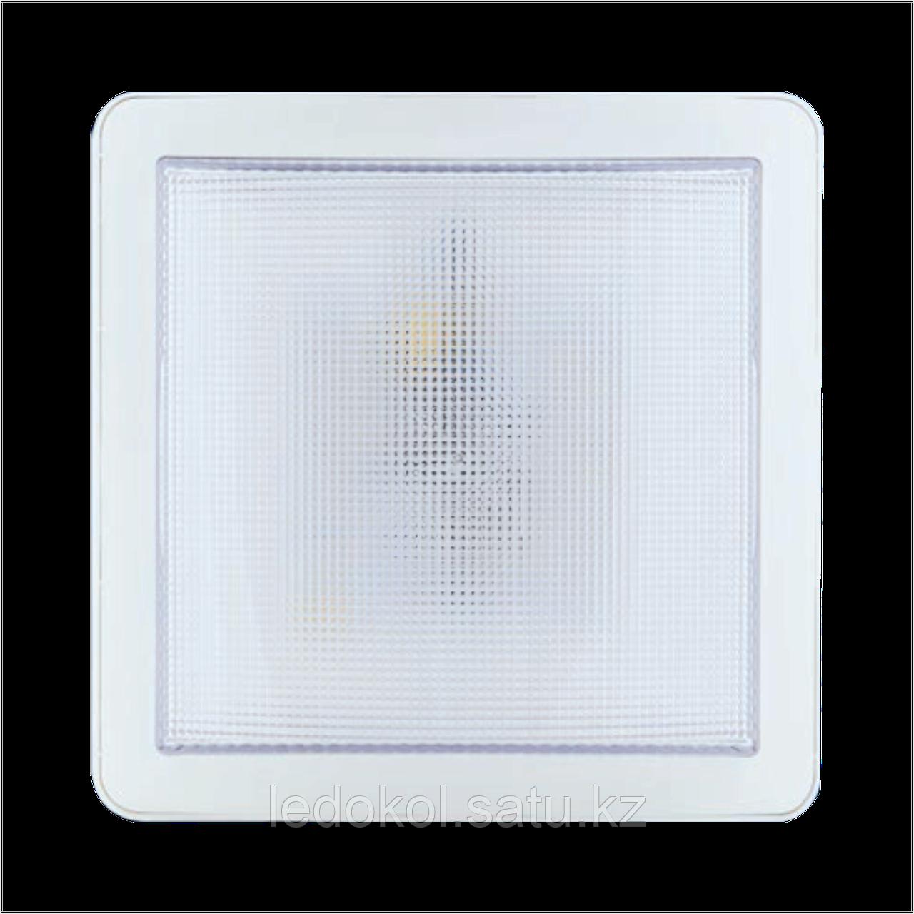 """Светильник дом. ДБП """"Эконом-ЖКХ"""" LED, 6 Вт, с датч, антивандальный"""