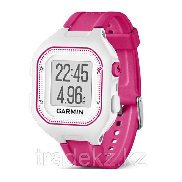 Спортивные часы Garmin Forerunner 25 Small White & Pink (010-01353-31)