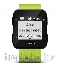 Спортивные часы с GPS Garmin Forerunner 35 Limelight (010-01689-11), фото 3