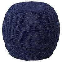 Пуф  для дома/сада ОТТЕРЁН / ИННЕРСКЭР синий ИКЕА, IKEA