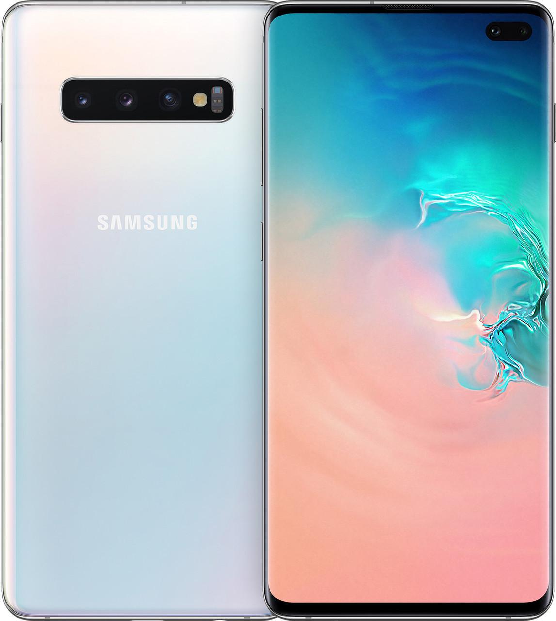 Samsung Galaxy S10 Plus Prism White