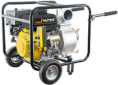 Мотопомпа для грязной  воды Huter MPD-100
