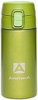 Термос ARCTICA DRINK (0,35л)(6ч)(металл)(с поилкой)-зеленый R 84535