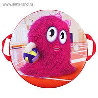 Санки-ледянки №79 «Звезда волейбола», диаметр 45 см