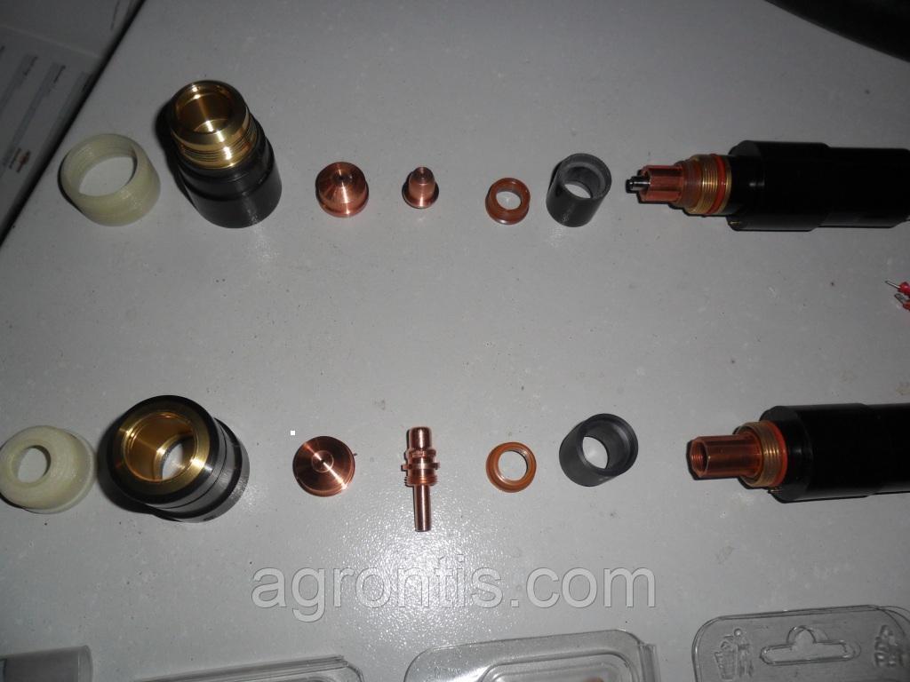 Расходные материалы  для плазменных  резаков Abicor Binzel ABIPLAS CUT 150, CUT 150 MT