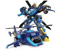 Радиоуправляемый трансформер - вертолет, автобот