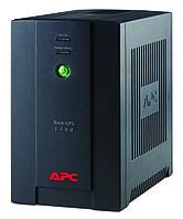 ИБП APC Back-UPS 1100 ВА, 230 В, авторегулировка напряжения, разъемы Schuko, СНГ