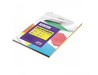 Бумага цветная OfficeSpace Intensive mix, А4, 5 цветов, 100 л.