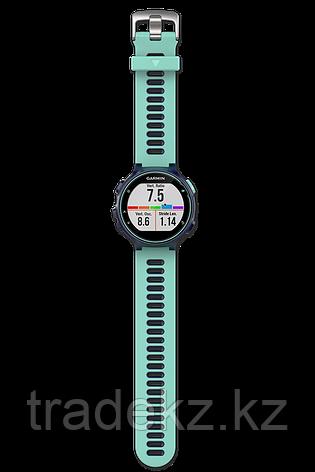 Спортивные часы Garmin Forerunner 735XT, GPS, EU, Tri Bundle, Mdnt Blue/Frost Blue (010-01614-10), фото 2