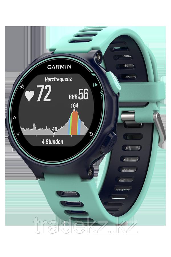 Спортивные часы Garmin Forerunner 735XT, GPS, EU, Run Bundle, Mdnt Blue/Frost Blue (010-01614-16)