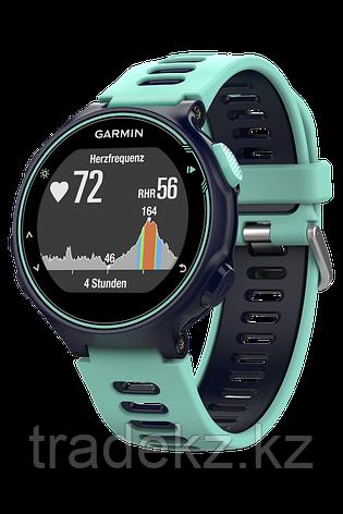 Спортивные часы Garmin Forerunner 735XT, GPS, EU, Run Bundle, Mdnt Blue/Frost Blue (010-01614-16), фото 2