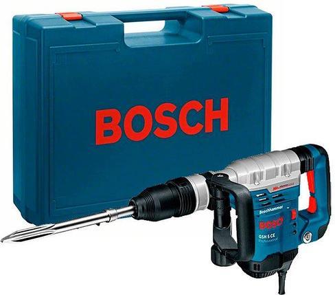 Отбойный молоток Bosch GSH 5 CE Professional  0611321000, фото 2