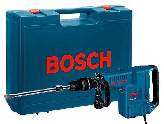 Отбойный молоток BOSCH GSH 11 E Professional  0611316708, фото 2