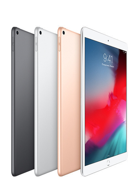 "IPad Air 10.5"" (2019) 256Gb 4G+Wi-Fi Space Gray"