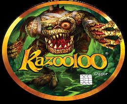 Игровая доска Kazooloo Ogger