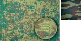 Ткань хлопкополиэфирная