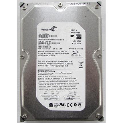 HDD 300GB Seagate Sata, фото 2