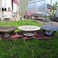 Журнальный столик казахский в национальном стиле эксклюзив, фото 1