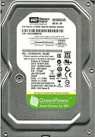 HDD 500GB WD WD5000AADS 32MB