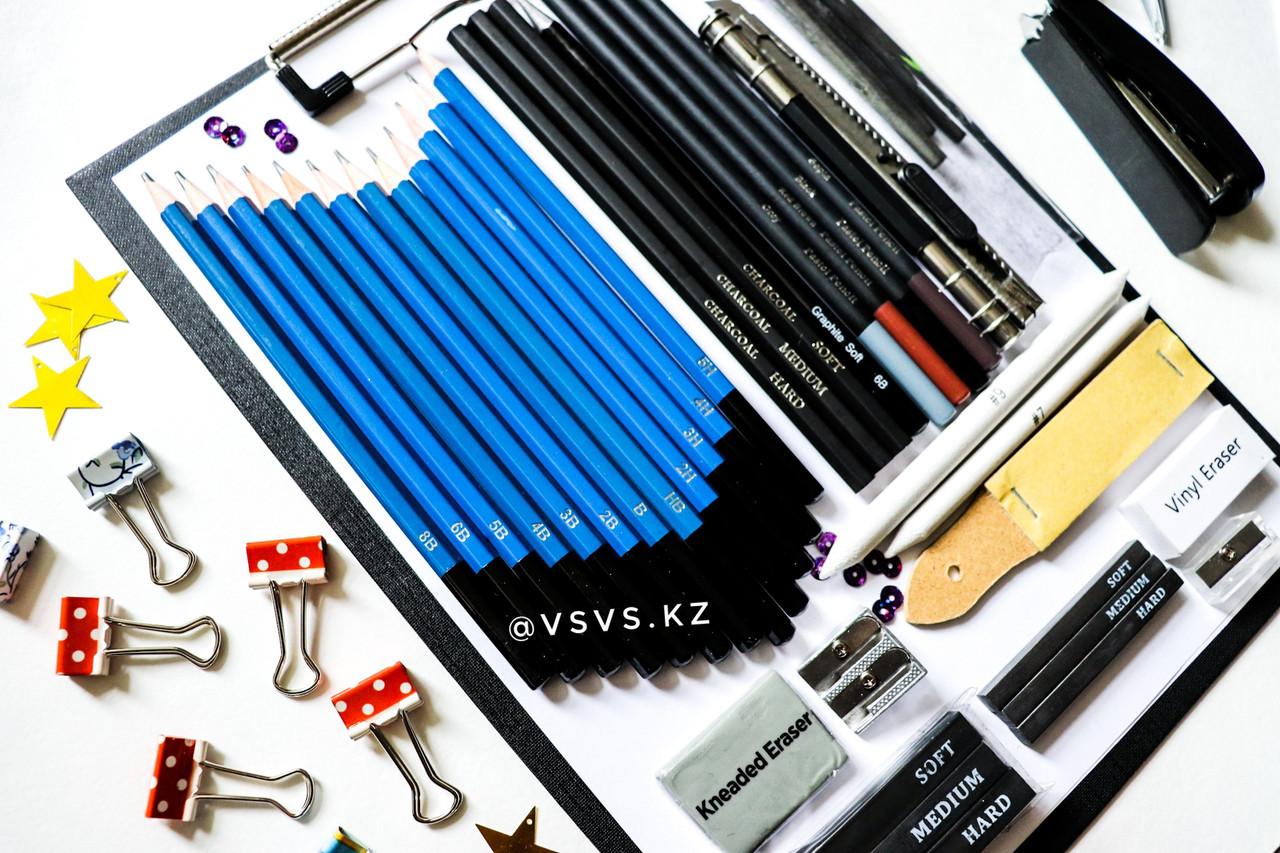 Профессиональный подарочный набор для рисования