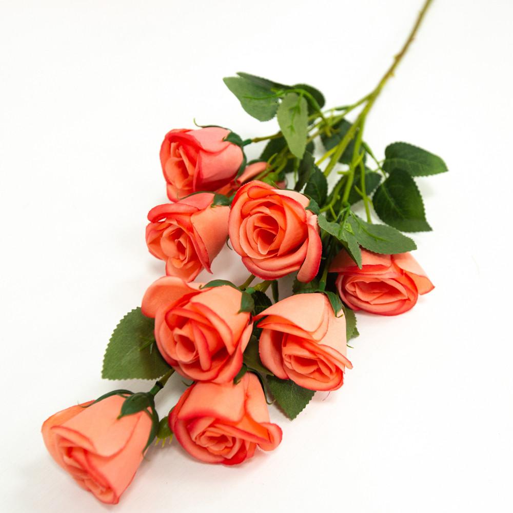 Искусственный букет роз