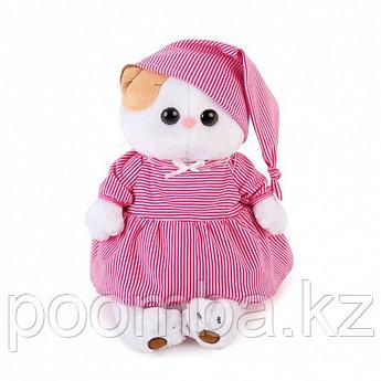 Мягкая игрушка Ли-Ли  в розовой пижамке 24см