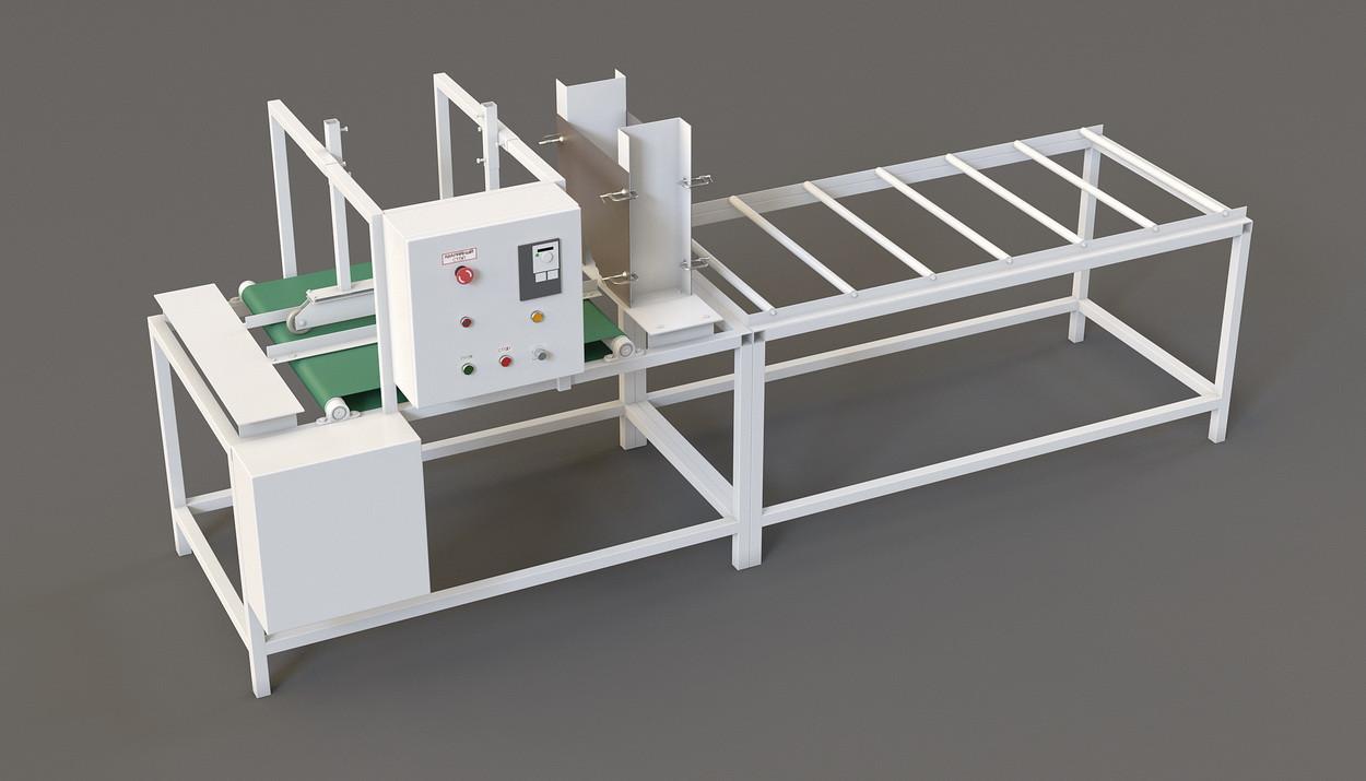 САП-04 станок для протяжки (армирования) пенопласта.