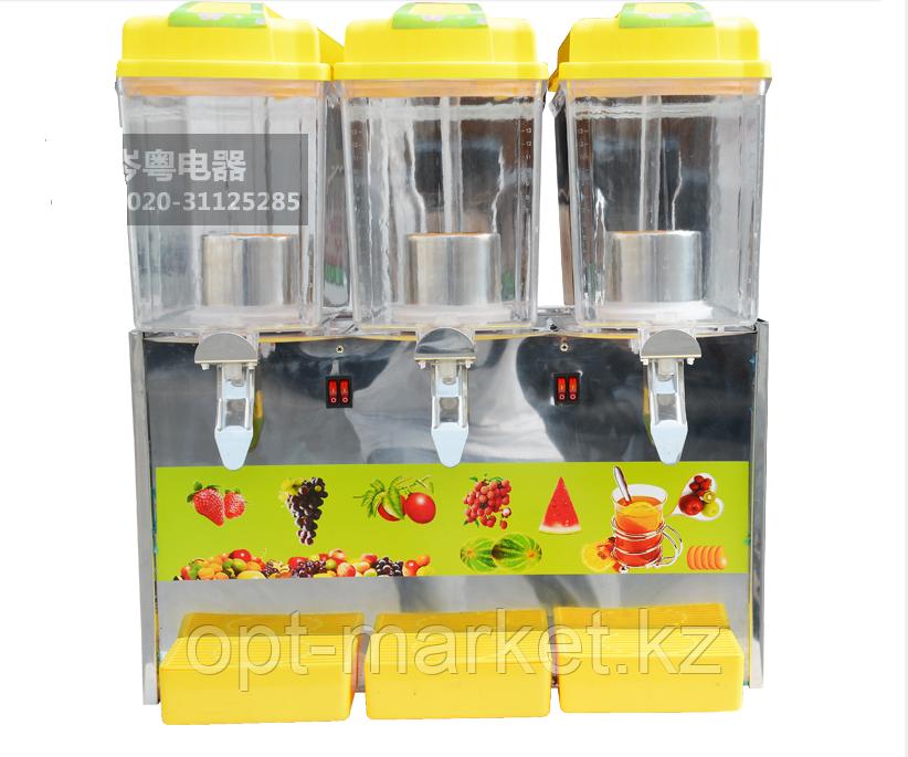 Аппарат для охлаждения сока