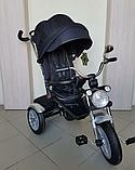 Детский трехколесный велосипед Chopper Trike, фото 5