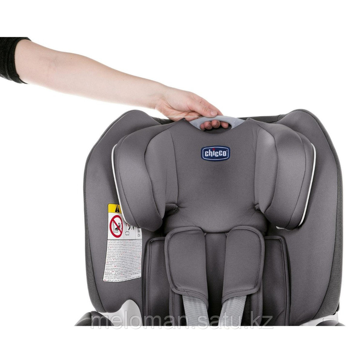 Chicco: Автокресло Seat Up 012 Pearl (0-25 kg) 0+ - фото 9