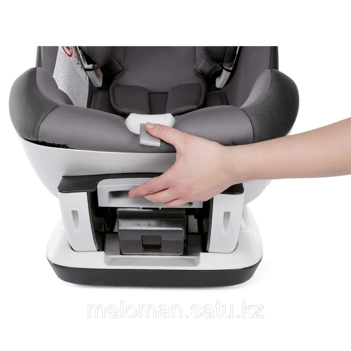Chicco: Автокресло Seat Up 012 Pearl (0-25 kg) 0+ - фото 10