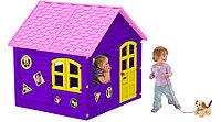 Домик детский пластмассовый