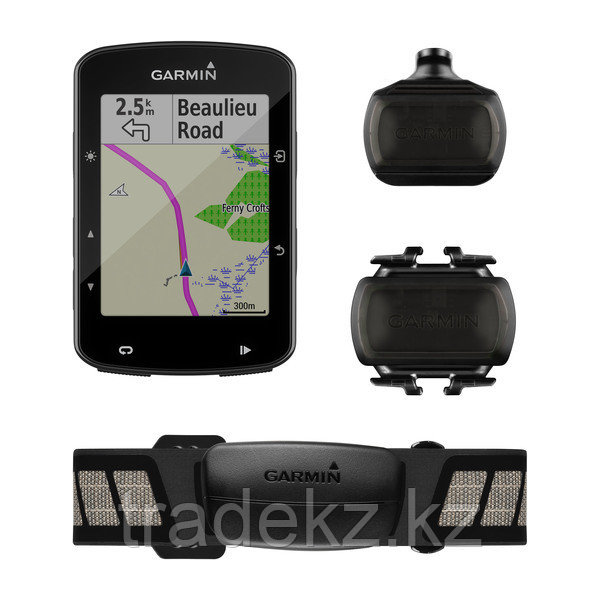 Велокомпьютер с GPS Garmin Edge 520 Plus  Performance Bundle (010-02083-11)