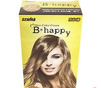 B Happy ( 2G ) - Краска для волос - молочно золотистый коричневый