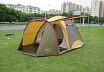 Двухслойная палатка Mimir 1036 4-х местная 430х260х180см, фото 5
