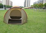 Двухслойная палатка Mimir 1036 4-х местная 430х260х180см, фото 6