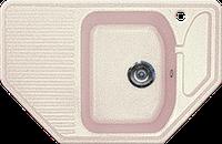 Кухонная мойка Gran-Stone GS 10 328 бежевый, фото 1