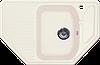 Мойка из искусственного камня Gran-Stone GS-10 331 белый