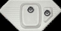 Мойка Gran-Stone  GS 10K 310 серый, фото 1
