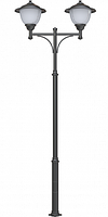 Опора садово-парковая модель DG-206-1,5