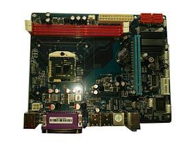 Материнская плата с процессором Intel Core i7 620m 2.66-3.33Ghz