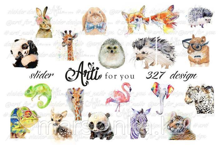 Слайдер дизайн Arti For You №327, фото 2